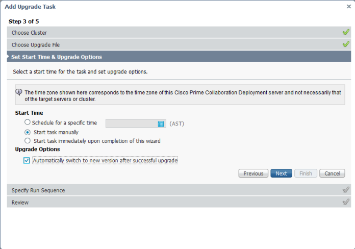 Upgrade CUCM 8 6 to 11 Using PCD   Root